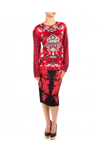 Snegurochka Sweater