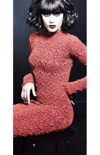 Tracery Dress