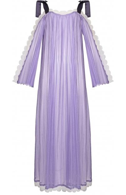 Lavender Dress