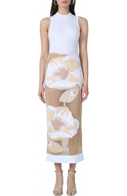 White Rhea Dress