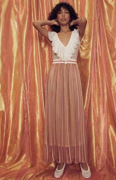 Isla Blush Skirt