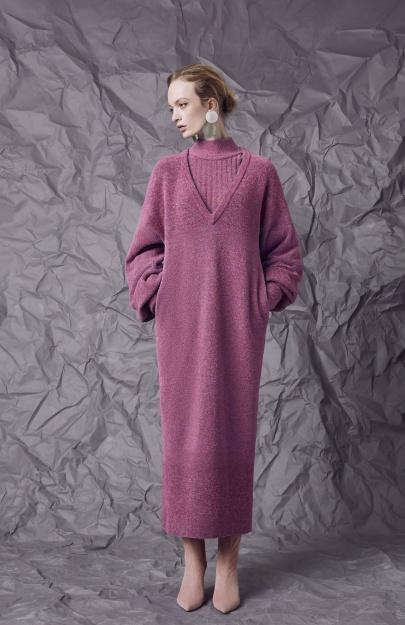 Caity Sweater Dress